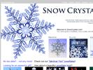 Snowflakes, snow crystals, and other ice phenomena.